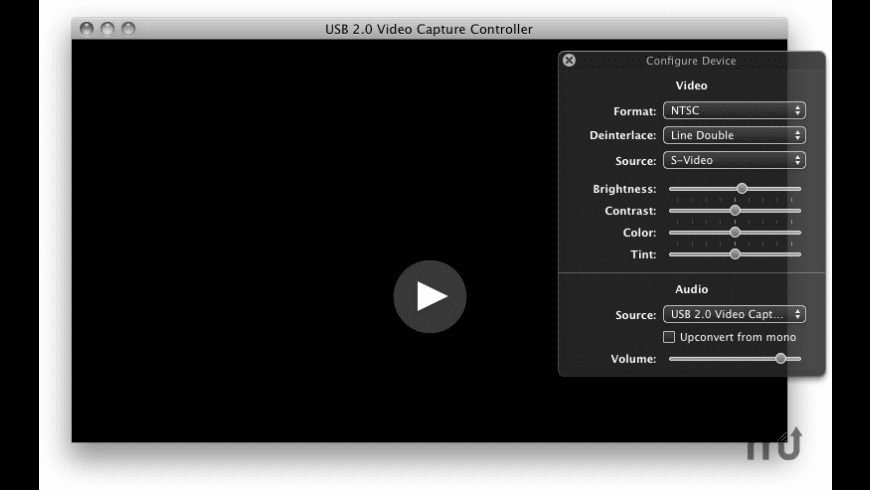 EasyCapViewer for Mac - review, screenshots
