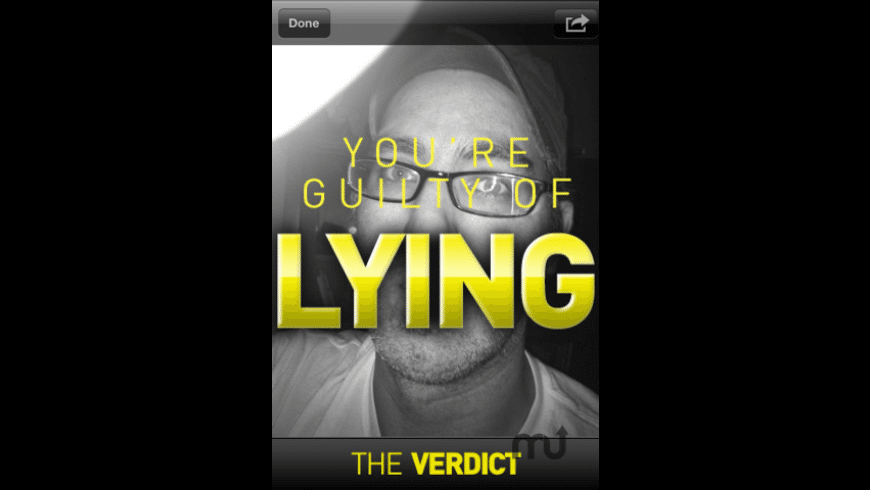 You\'re Lying for Mac - review, screenshots