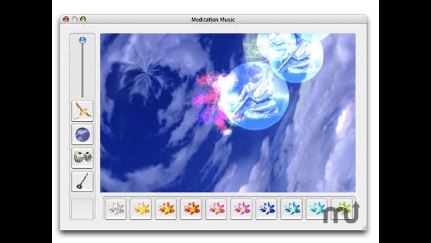 Meditation Music for Mac - review, screenshots