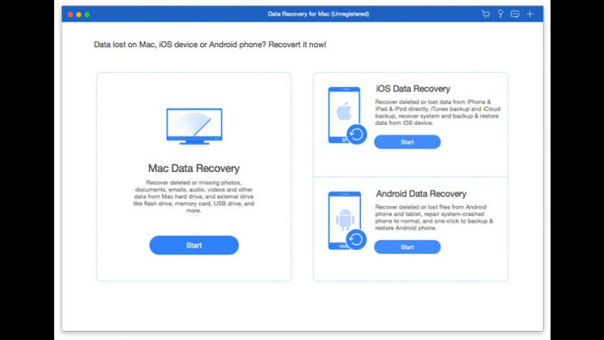 Apeaksoft Data Recovery for Mac - review, screenshots