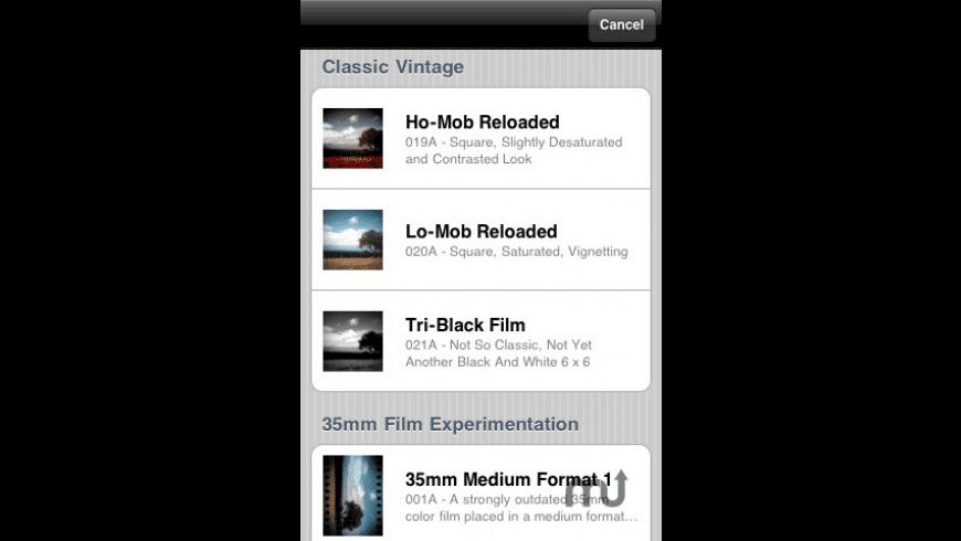 lo-mob for Mac - review, screenshots