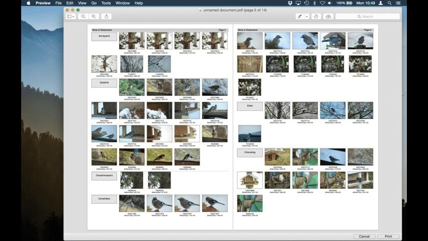 PixVeew for Mac - review, screenshots