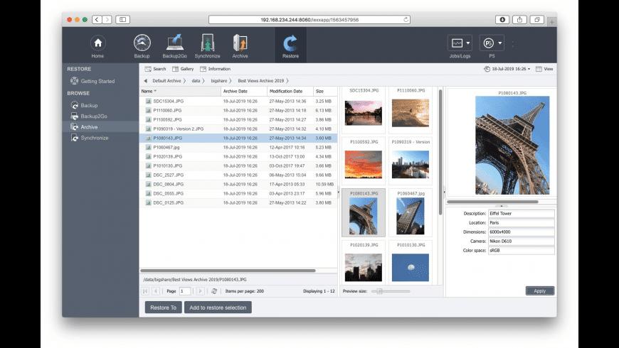 P5 for Mac - review, screenshots