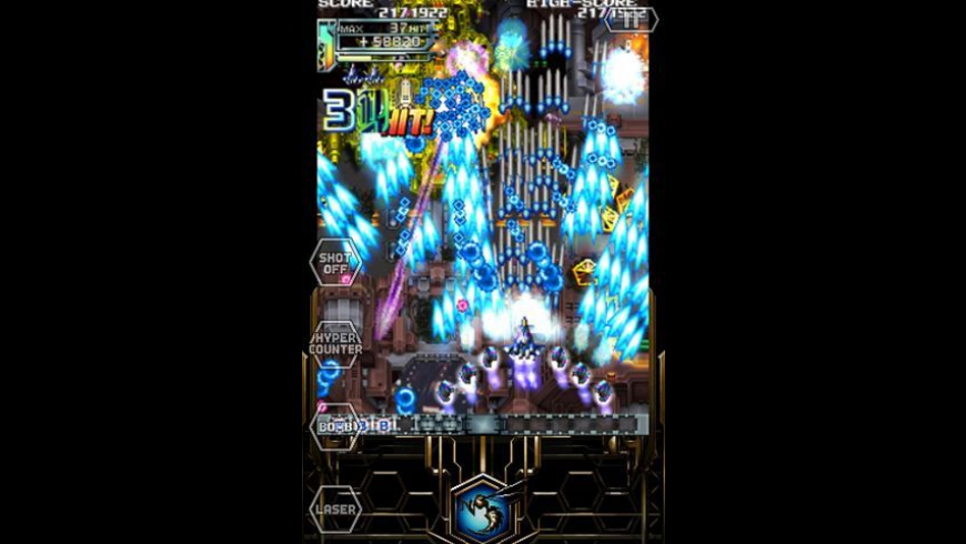 Dodonpachi Resurrection for Mac - review, screenshots