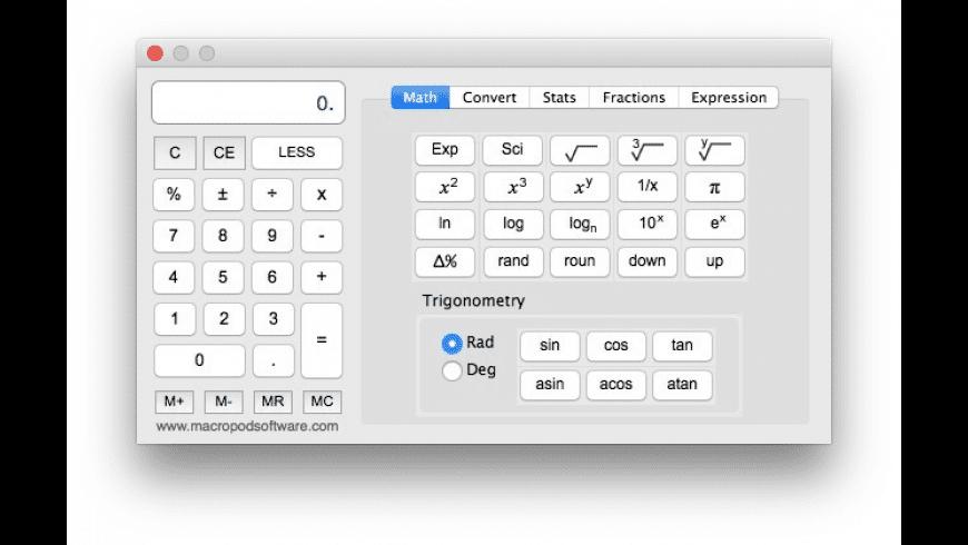 KoalaCalc for Mac - review, screenshots