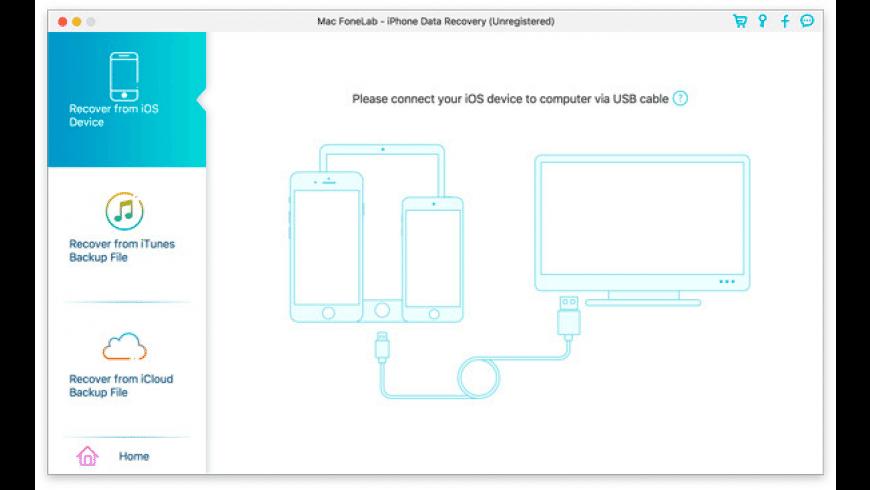 FoneLab for Mac - review, screenshots