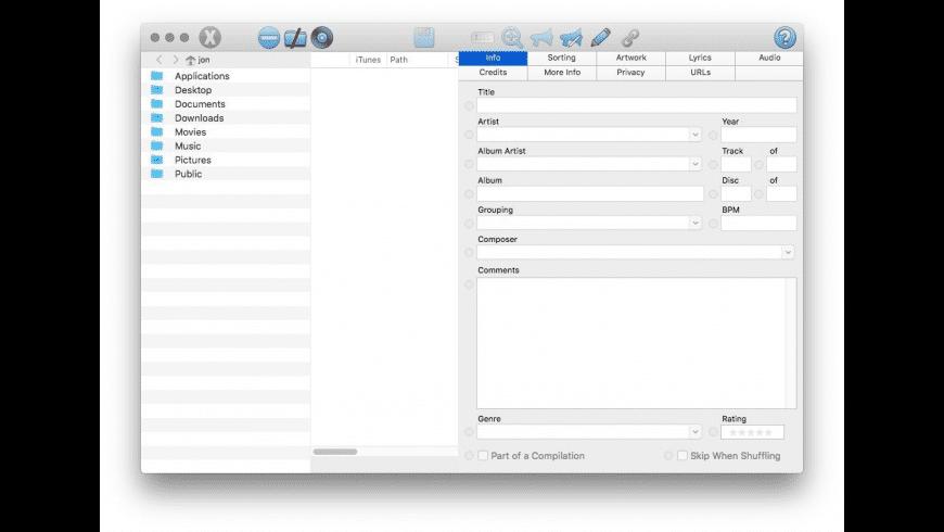 Yate for Mac - review, screenshots