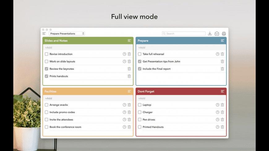 Quadranto for Mac - review, screenshots