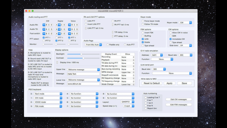 RUMlogNG for Mac - review, screenshots