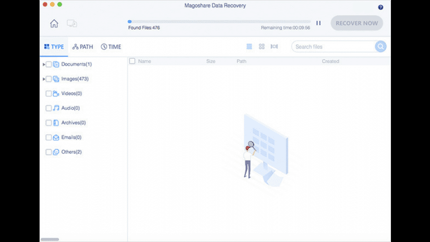 Magoshare Data Recovery for Mac - review, screenshots