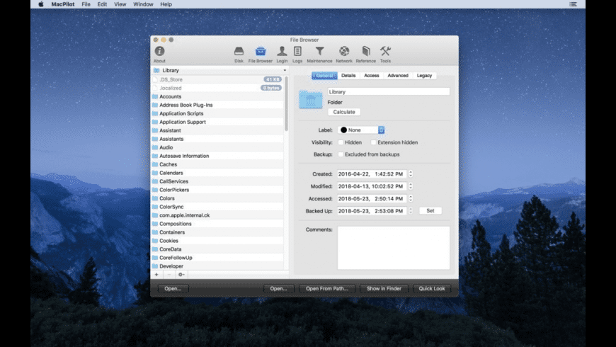 MacPilot for Mac - review, screenshots