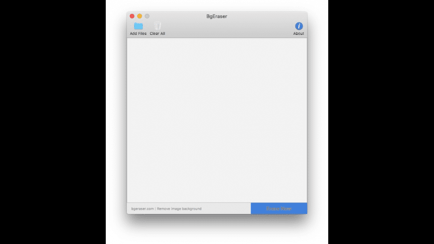 Bg Eraser for Mac - review, screenshots