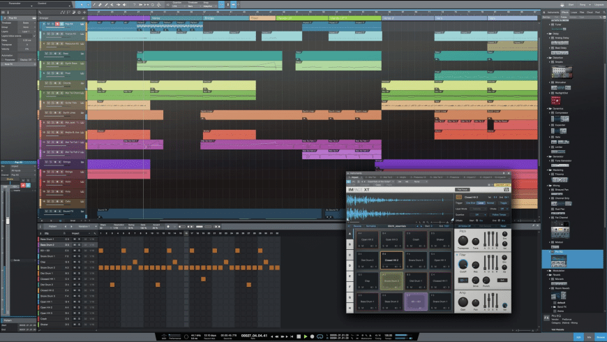 Studio One for Mac - review, screenshots