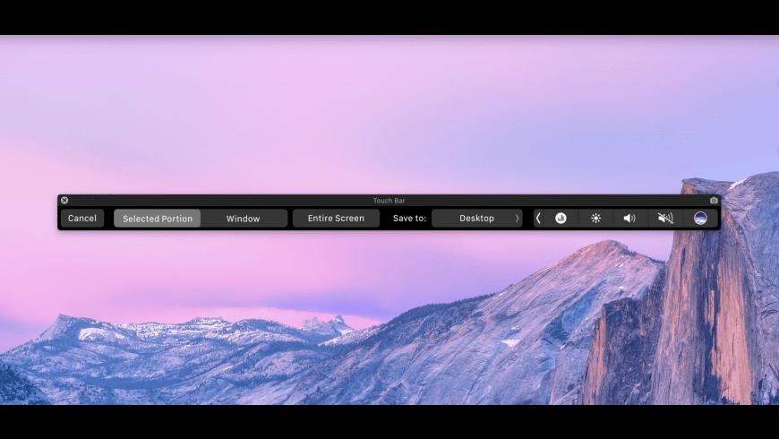 Touch Bar Simulator for Mac - review, screenshots
