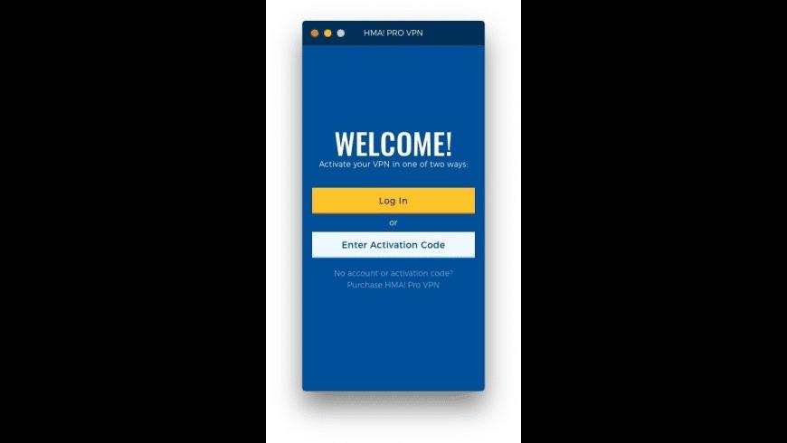 HideMyAss VPN for Mac - review, screenshots