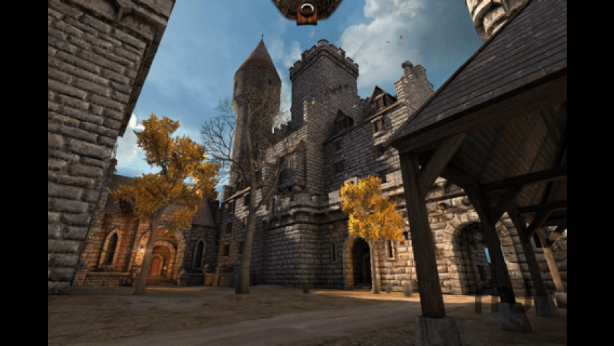 Epic Citadel for Mac - review, screenshots