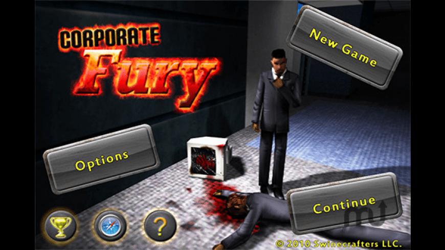 Corporate Fury for Mac - review, screenshots