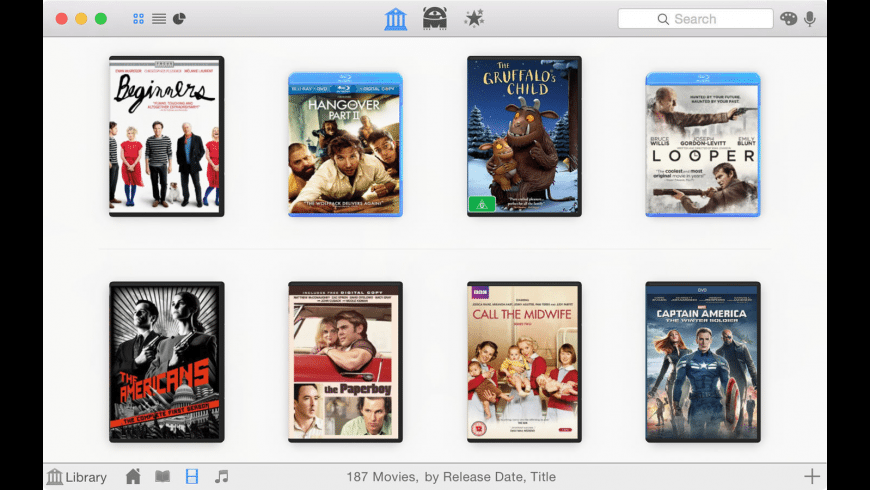 Delicious Library for Mac - review, screenshots