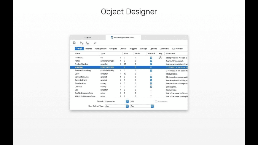 Navicat Premium Essentials for Mac - review, screenshots