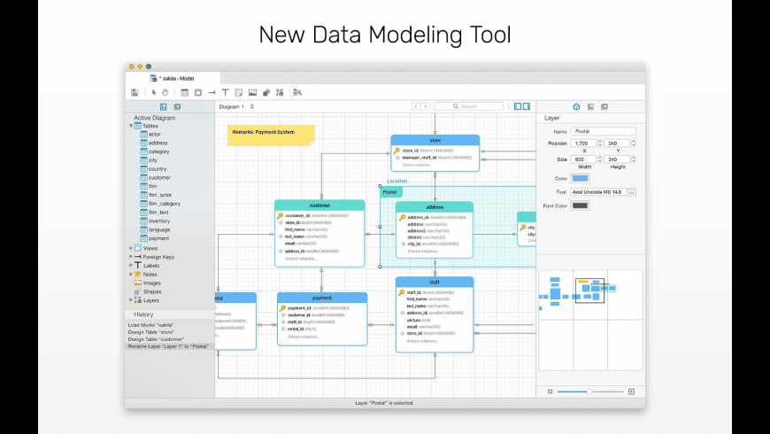 Navicat for MySQL for Mac - review, screenshots