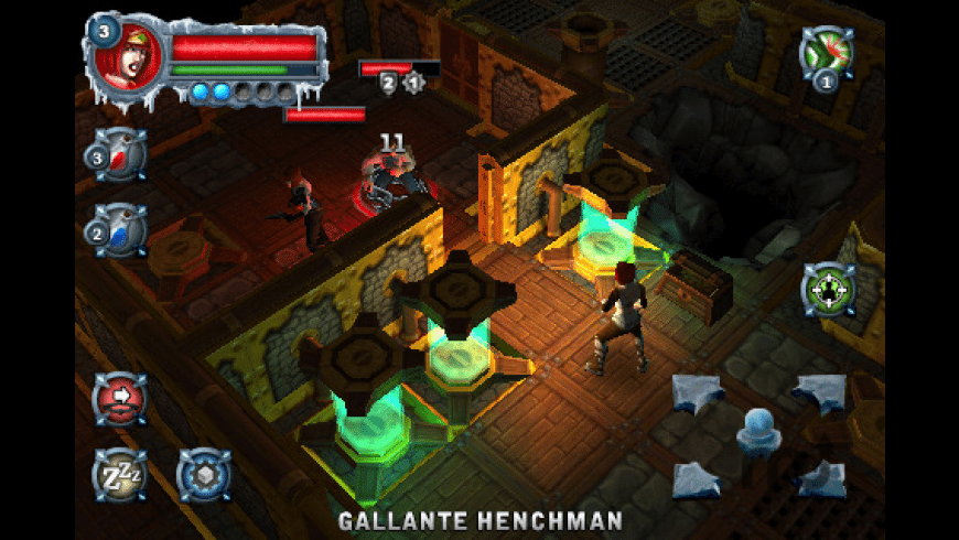 Rimelands: Hammer of Thor for Mac - review, screenshots