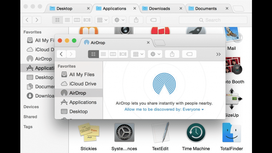 TotalFinder for Mac - review, screenshots