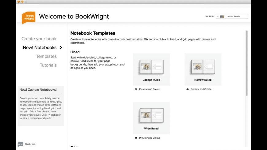 BookWright for Mac - review, screenshots