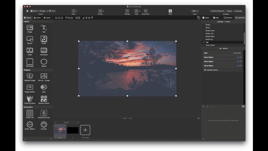 PubCoder for Mac - review, screenshots