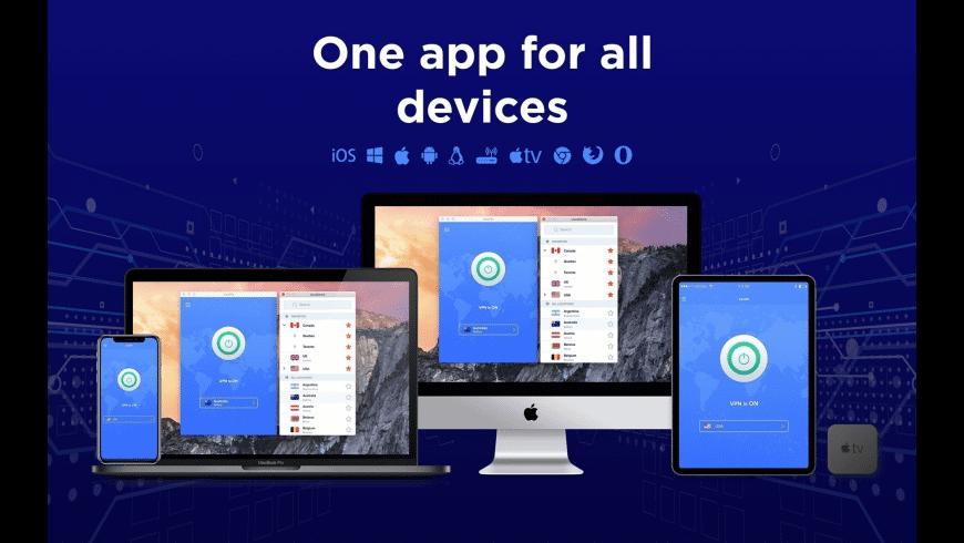 VeePN for Mac - review, screenshots