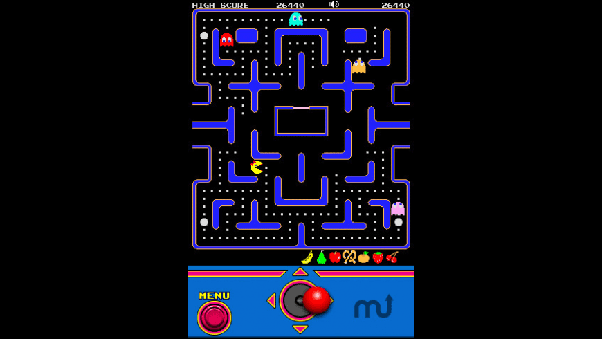 Ms. PAC-MAN for Mac - review, screenshots