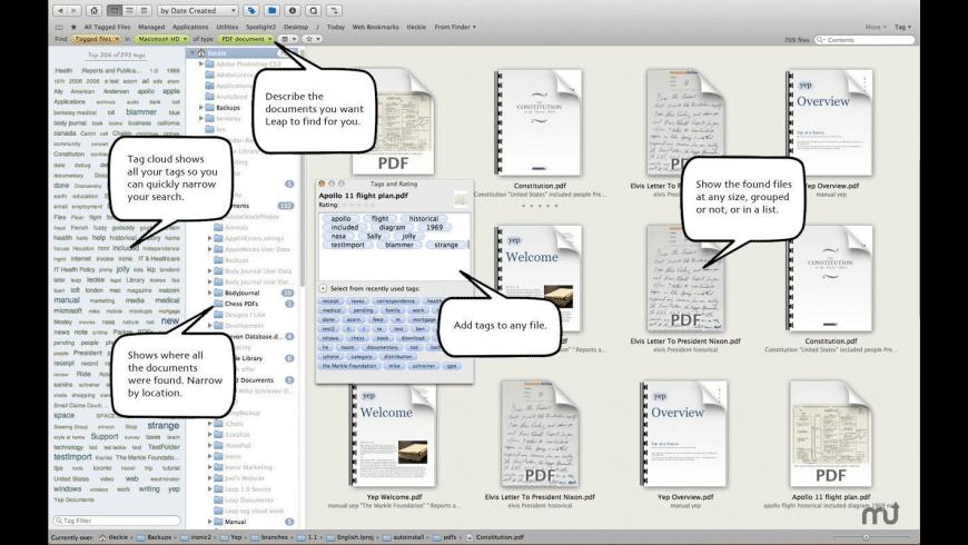Leap for Mac - review, screenshots