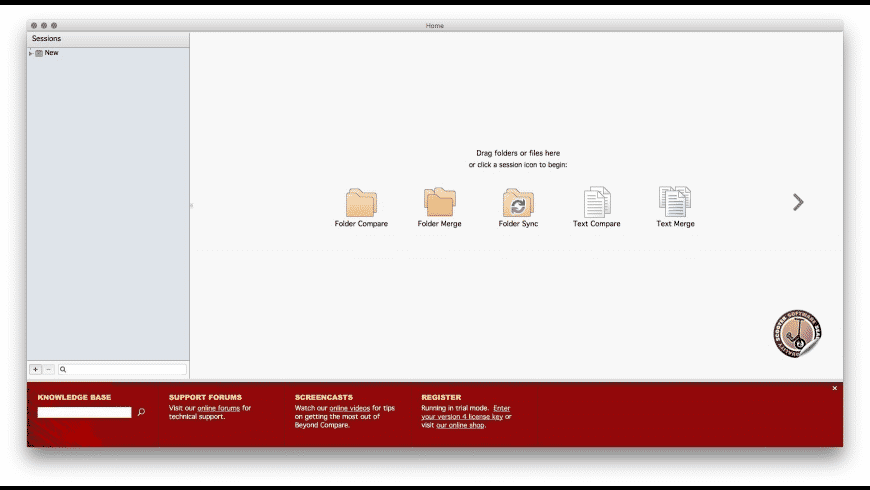 Beyond Compare for Mac - review, screenshots