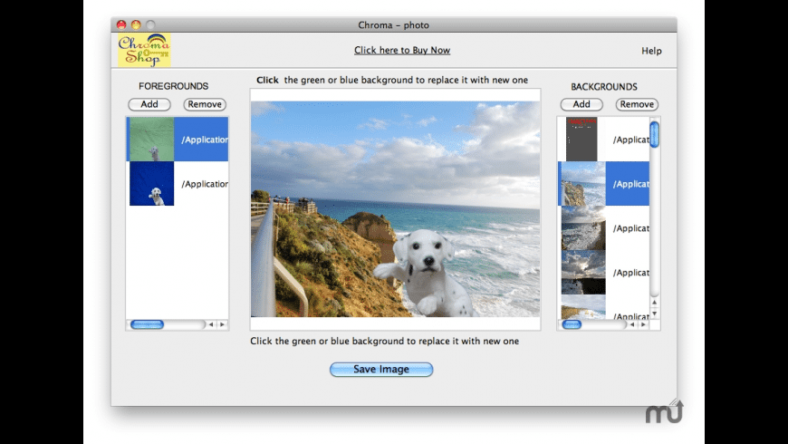 Chroma Photo for Mac - review, screenshots