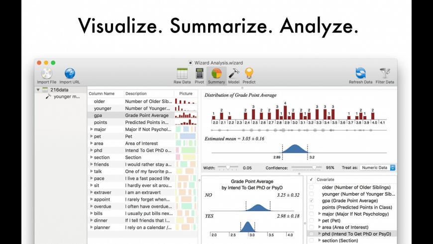Wizard Pro for Mac - review, screenshots