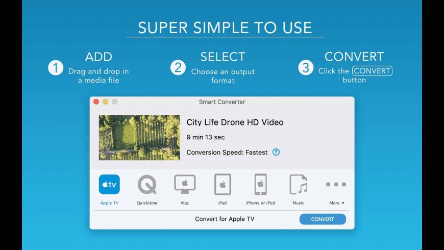 Smart Converter for Mac - review, screenshots