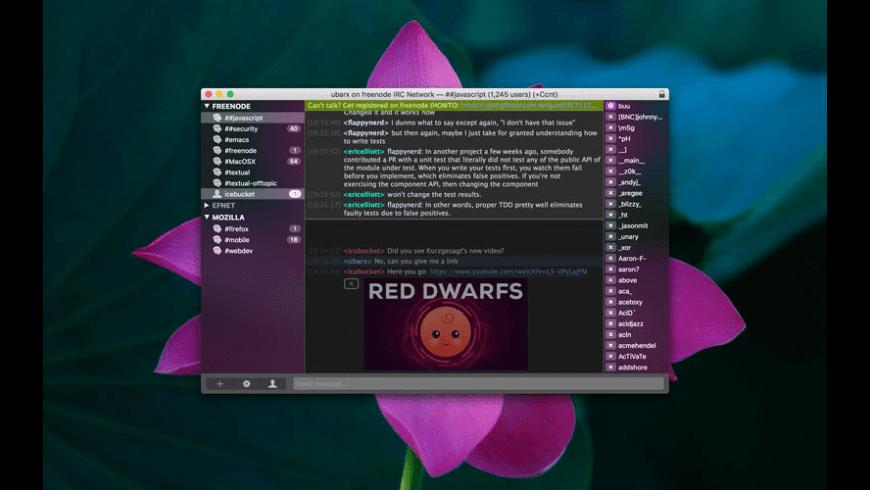 Textual for Mac - review, screenshots