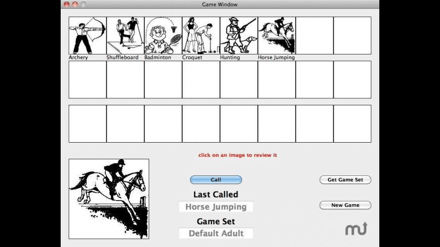 Bingo Match for Mac - review, screenshots