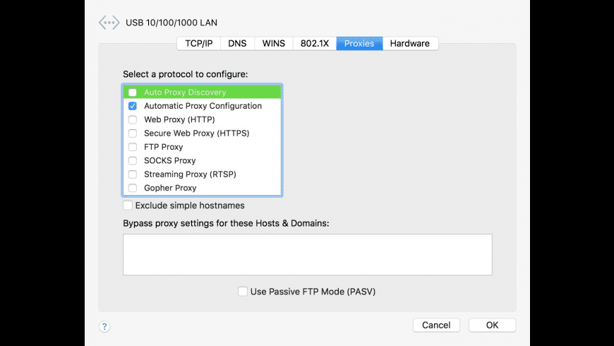 ShadowsocksX-NG for Mac - review, screenshots