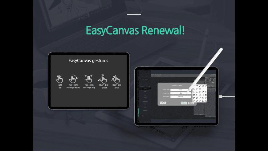 EasyCanvas for Mac - review, screenshots
