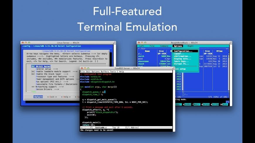 Serial for Mac - review, screenshots