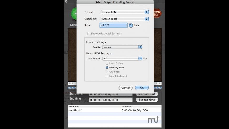 SoundRoom for Mac - review, screenshots