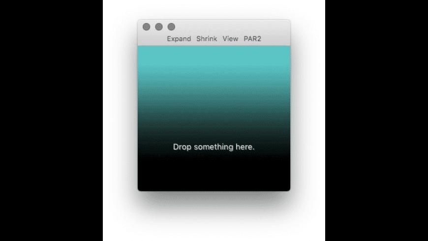 Ez7z for Mac - review, screenshots