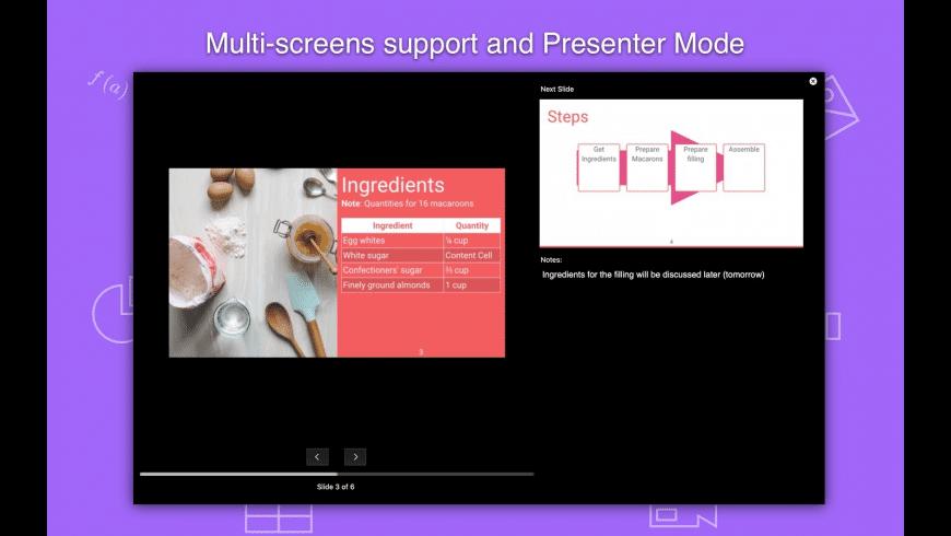 Slideas for Mac - review, screenshots