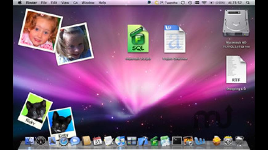 Photo Desktop for Mac - review, screenshots