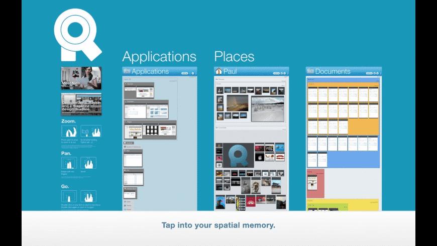 Raskin for Mac - review, screenshots