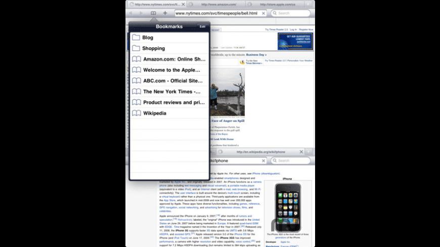 Duet for Mac - review, screenshots