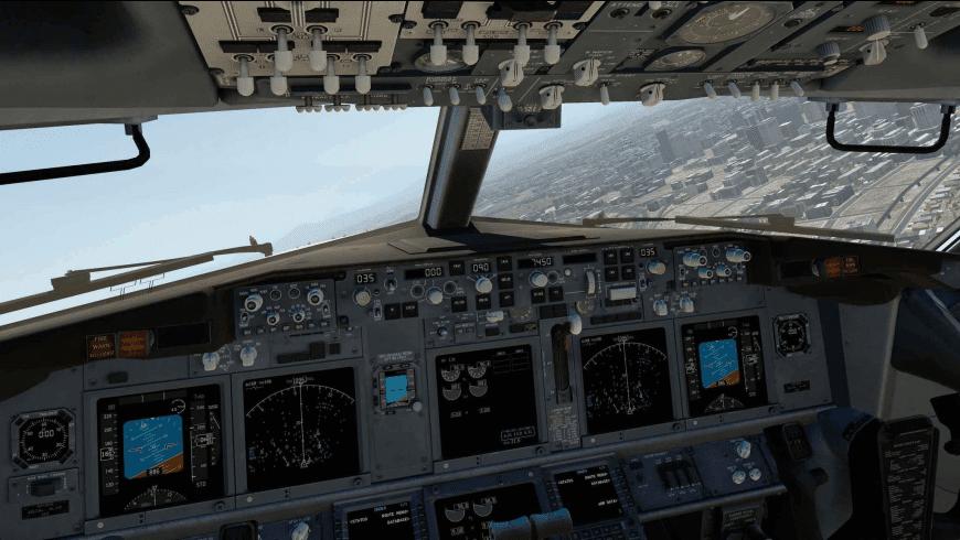 X-Plane for Mac - review, screenshots