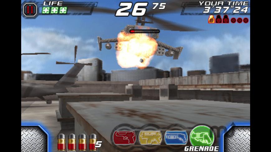 TIME CRISIS 2ND STRIKE for Mac - review, screenshots