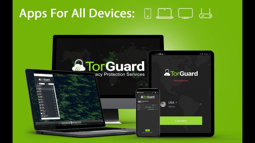 TorGuard for Mac - review, screenshots