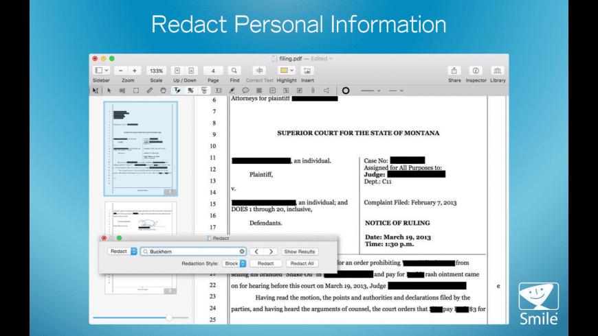 PDFpenPro for Mac - review, screenshots